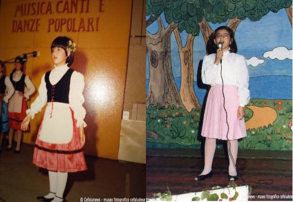 1984 Barletta gara canora di canti popolari