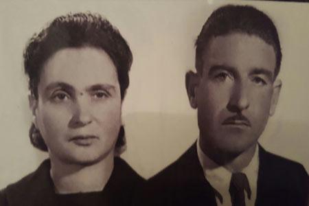 Machì Giuseppe e la moglie Rosaria Glorioso