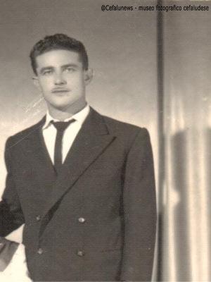 1951 ritratto di Santo Aquia