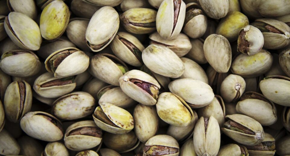 Benefici del pistacchio