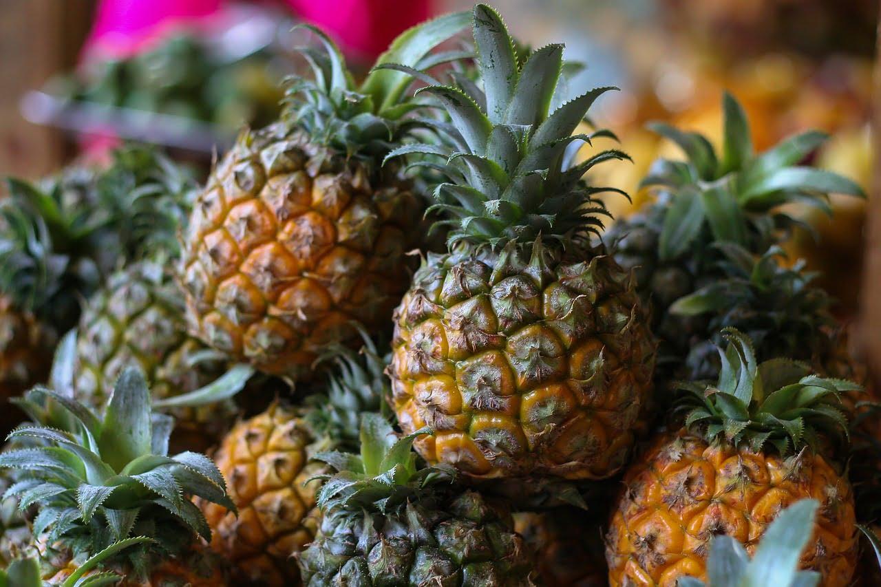 diete dimagranti con ananas