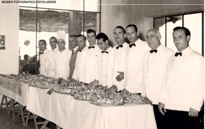 Camerieri del Santa Lucia degli anni '60